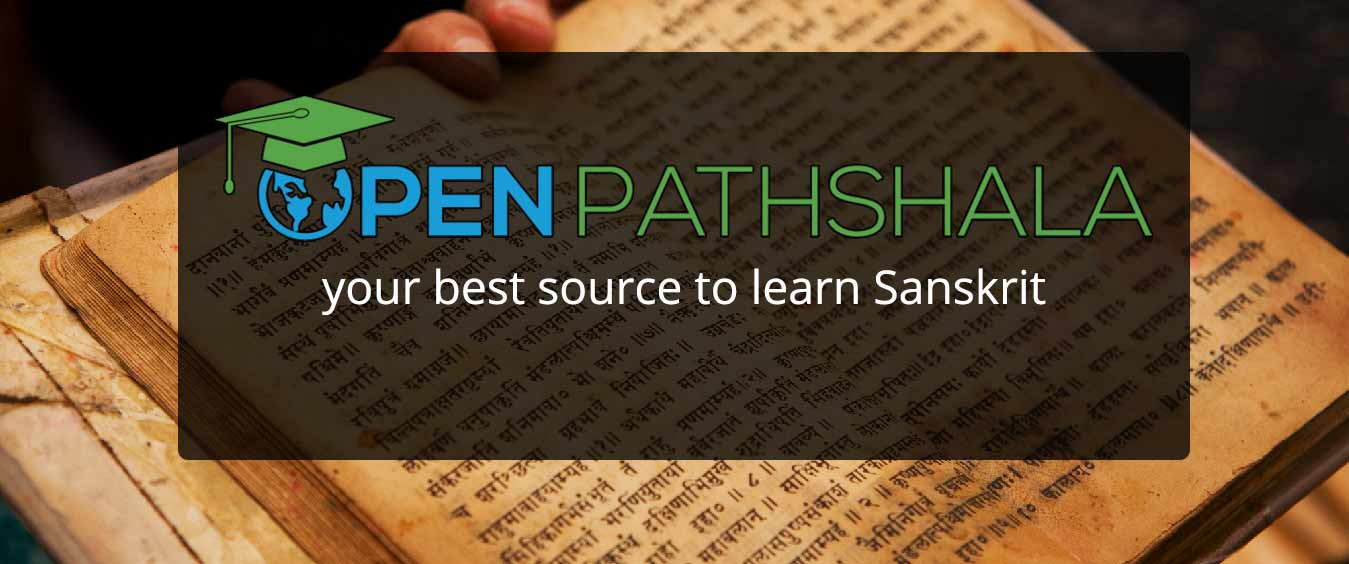 Open Pathshala - Your Best Source to Learn Sanskrit
